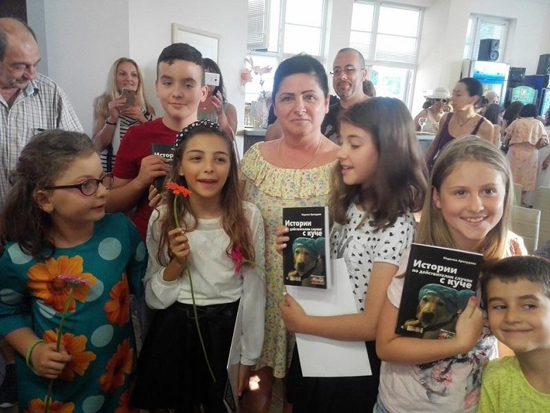Бургазлийка с мил жест към децата от Талантино