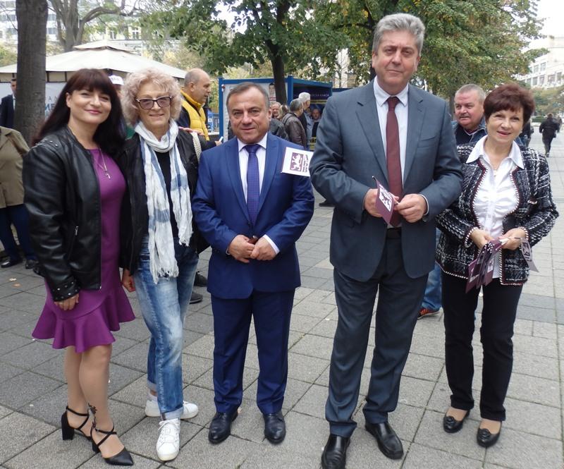 Георги Първанов категоричен: Изборите в Бургас не са предрешени