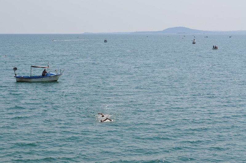 Идва времето на плувния маратон до острова, вижте как можете да се включите