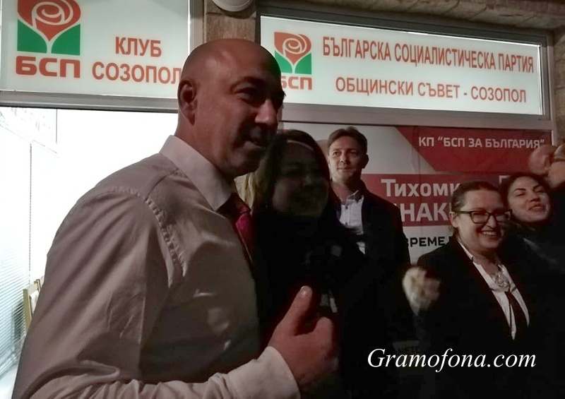 Тихомир Янакиев: Победата не е само моя, а на всичките ми съграждани