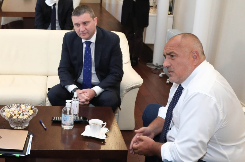 Борисов: ЕК прогнозира бързо икономическо възстановяване на България