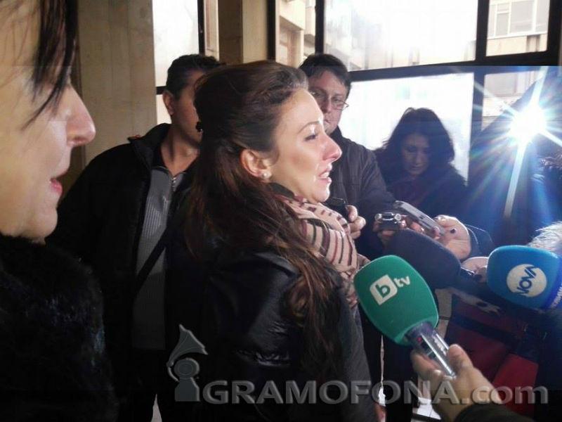 Приятелка на обирджията от Средец се разплака в съда