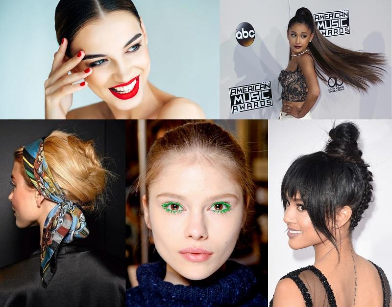 Бюти експертите за тенденциите през 2017: Ярка спирала и ултра дълга коса