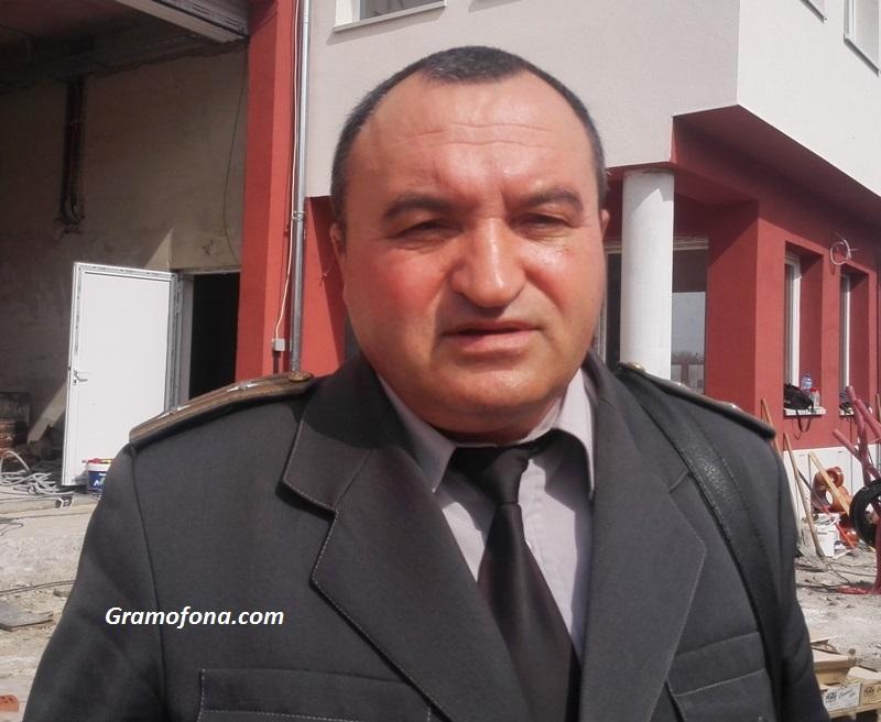 Димитър Грозев – неуморният футболист и щастлив пожарникар