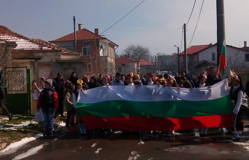 Вижте Българовското шествие (ВИДЕО)
