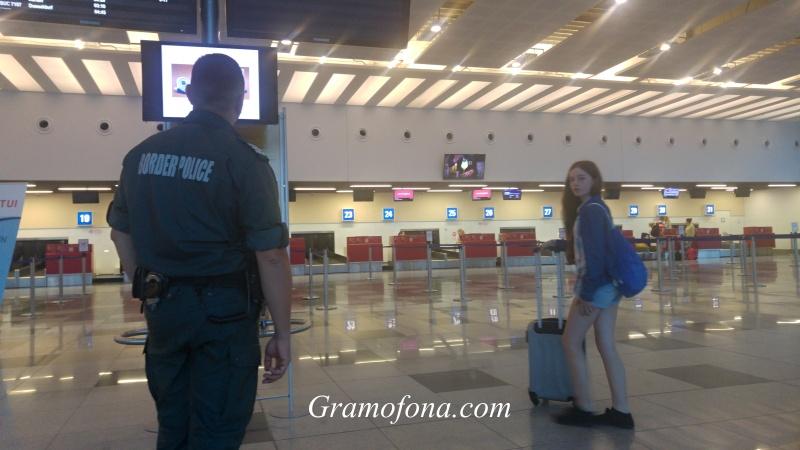 83 % спад на чартърите това лято на летище Бургас
