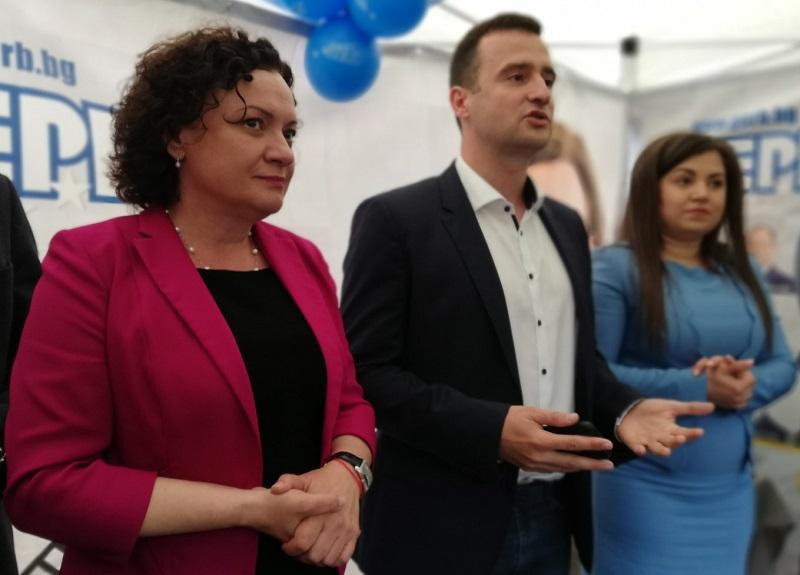 Бургас да бъде европейски център за изследване на водите и съдържанието на пластмаси, иска Ивелина Василева