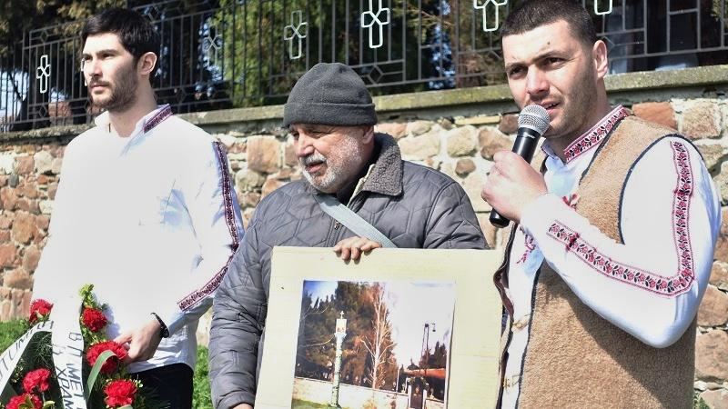 Тегави процедури бавят строежа на паметника на изкланите християни в Българово