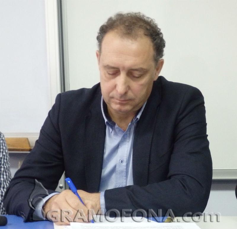 Бургаският депутат Иван Вълков с приемен ден