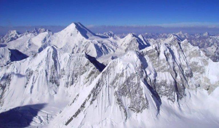 Хималаите се виждат от Индия за първи път от десетилетия