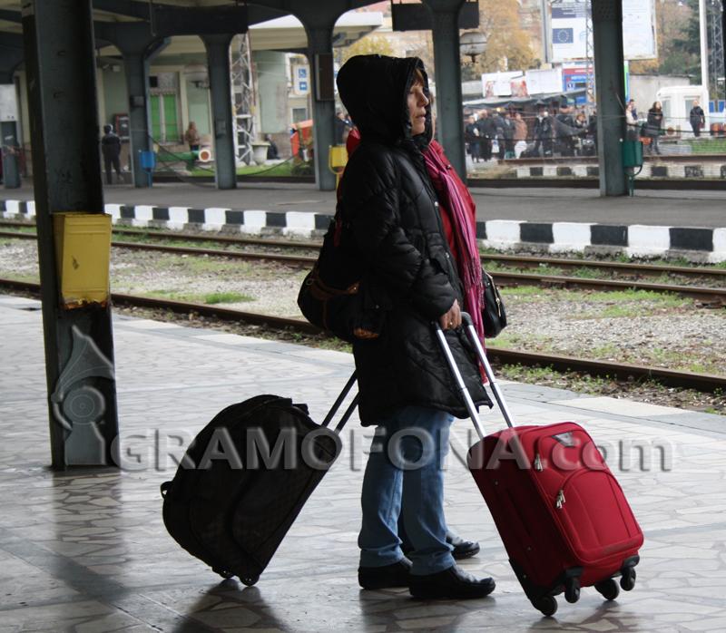 И днес без пътнически влакове от и за Бургас