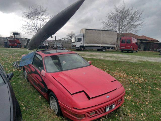 ГАЗ-ка с мотор от Mercedes и Ford с ракета в българско село