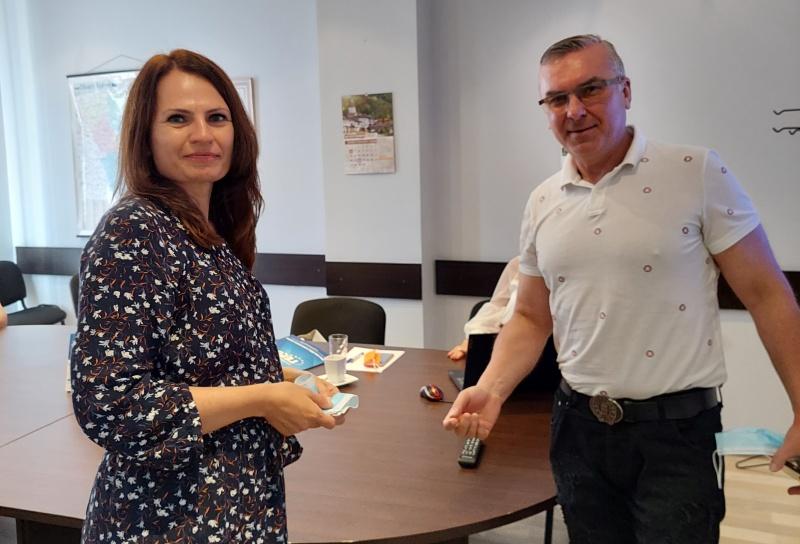 Бургаска педагожка е избрана за член на НИС на дамската структура на ГЕРБ