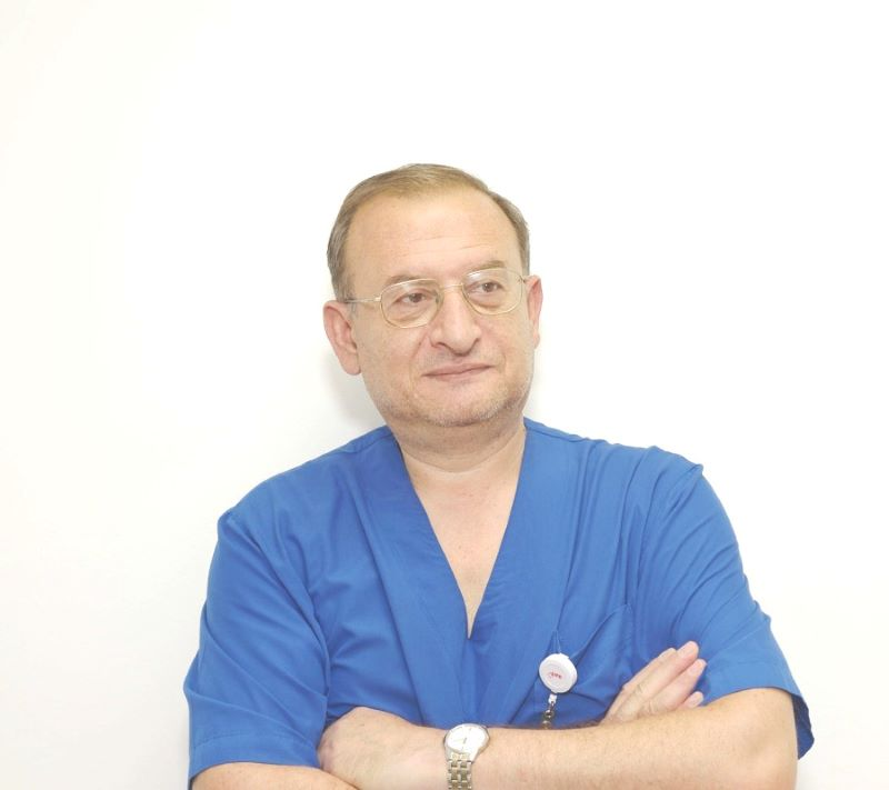 Напусна ни урологът д-р Владимир Николов