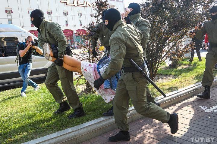 Хакнаха държавните беларуски телевизии