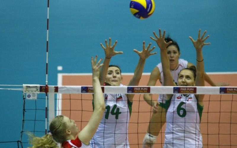 България се класира на Евроволей 2017!