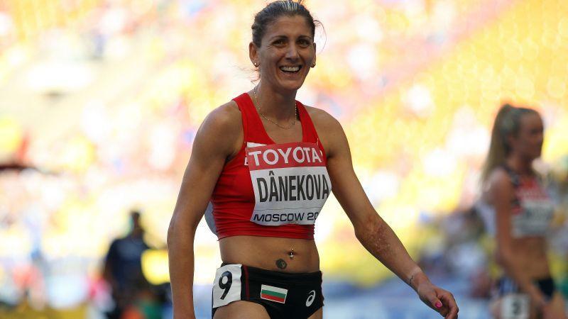 Бургаската олимпийка Силвия Дънекова със сребро от Истанбул