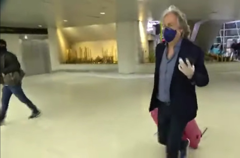 Известен треньор прокле журналисти да се заразят с коронавирус