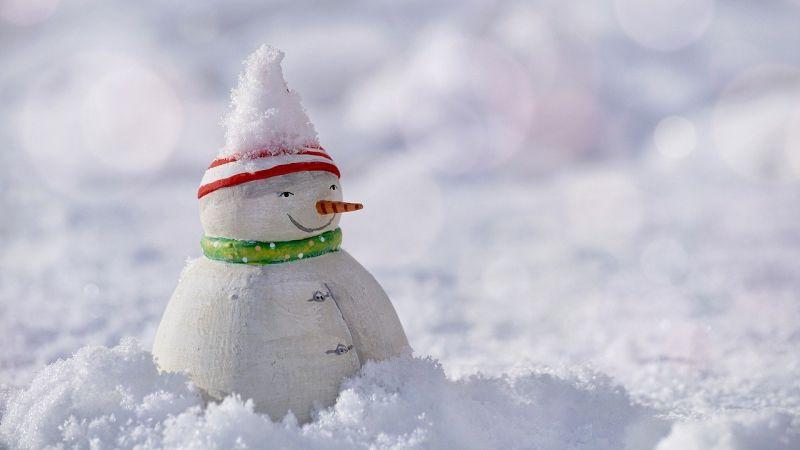 Дъжд, сняг и ниски температури в първата седмица на декември