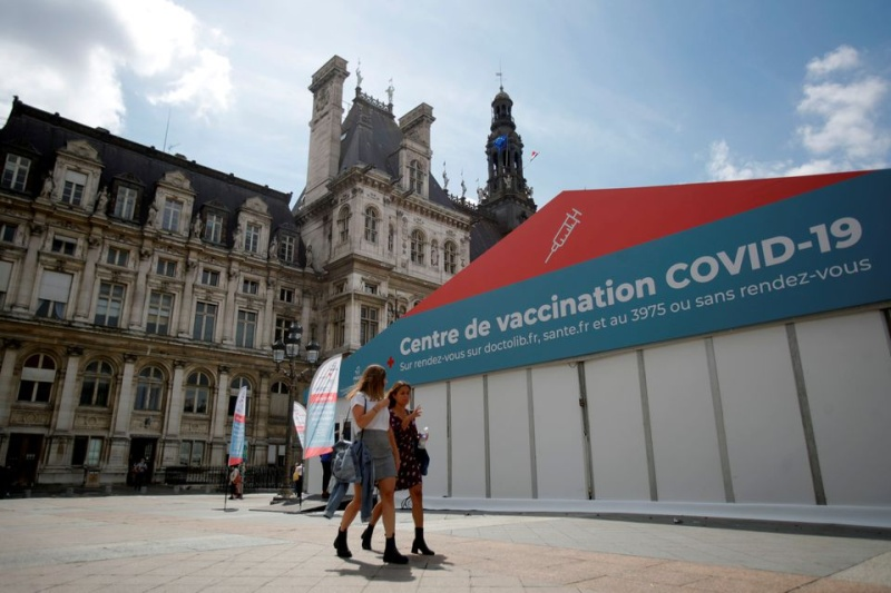 40 хиляди протестираха във Франция срещу Covid сертификатите