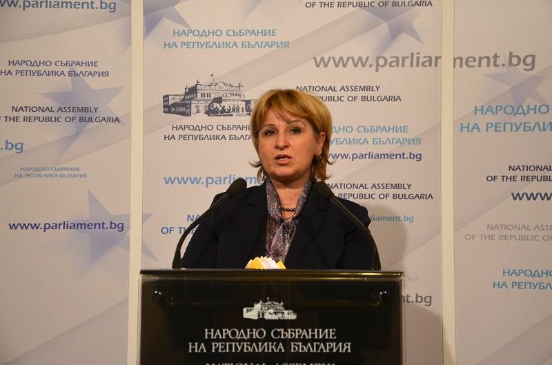 Диана Йорданова е избрана за председател на подкомисия по отчетност на публичния сектор
