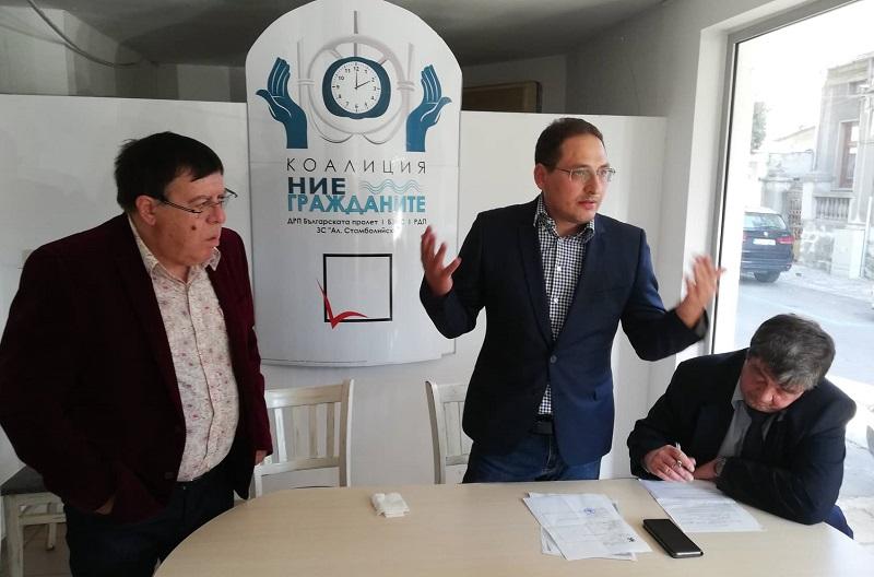 Спират печатането на бюлетините за Бургас заради кандидат-кмета Теодор Шейков