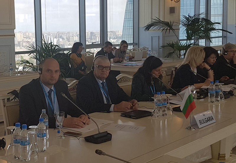 Инж. Петър Кънев поведе парламентарна делегация в столицата на Азербайджан
