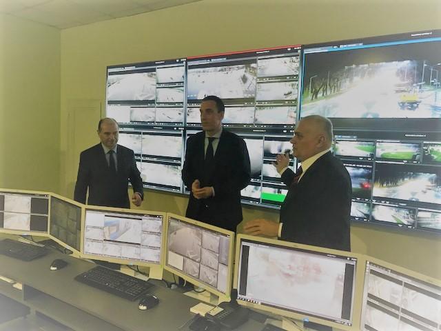 Идея: Бургаският център за видеонаблюдение да обхваща региона от Обзор до Резово