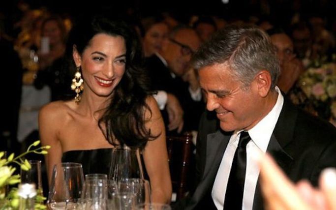 Амал Клуни иска да съди Ислямска държава