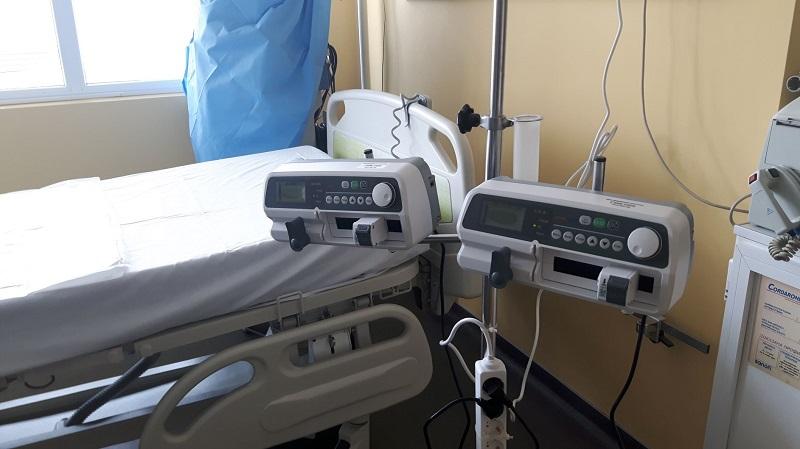 В УМБАЛ Бургас пристигнаха 28 инфузионни помпи, закупени със средства на дарители