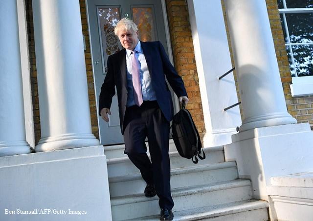 Съседи викнаха полиция в дома на Борис Джонсън заради семеен скандал