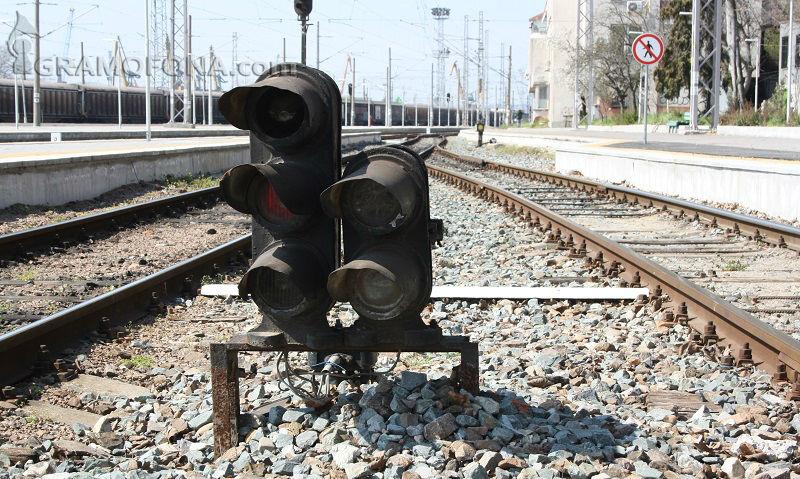 Влак премаза човек край Карнобат