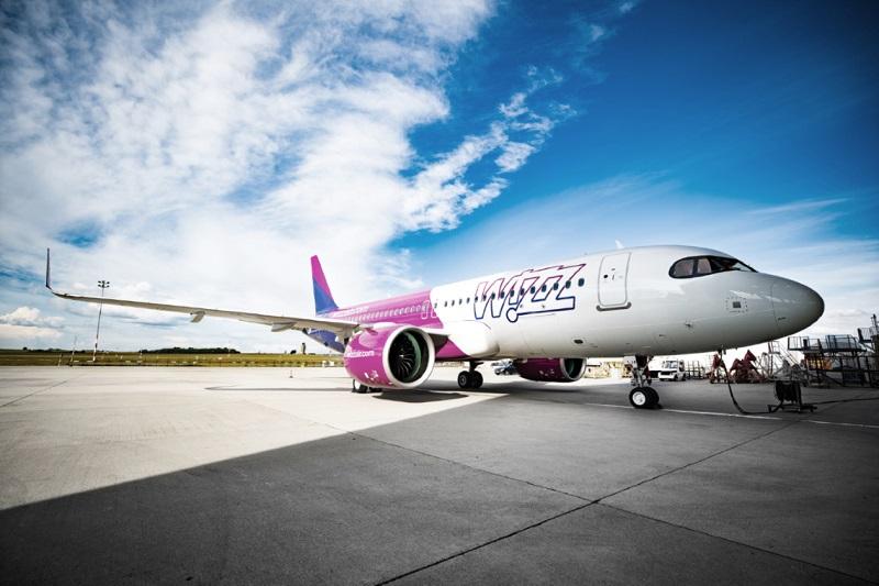 Wizz Air празнува 17-и рожден ден днес с до 35%* отстъпка