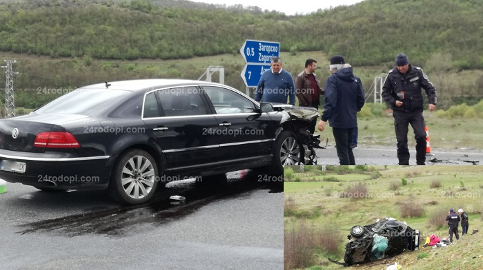 """Бащата на загиналото бебе: Видях колата на Местан, но мислех, че ще спре на знака """"Стоп"""""""