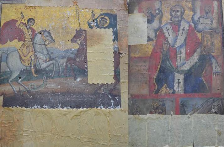 Реставрират 300-годишни икони от църквите в Бродилово и Кости