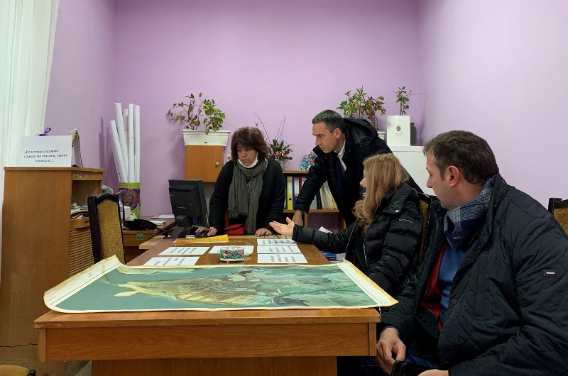Държавата и Общината действат спешно заради голямото наводнение в Димчево