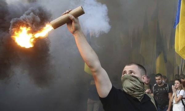Украинци на протест, не искат сближаване с Москва