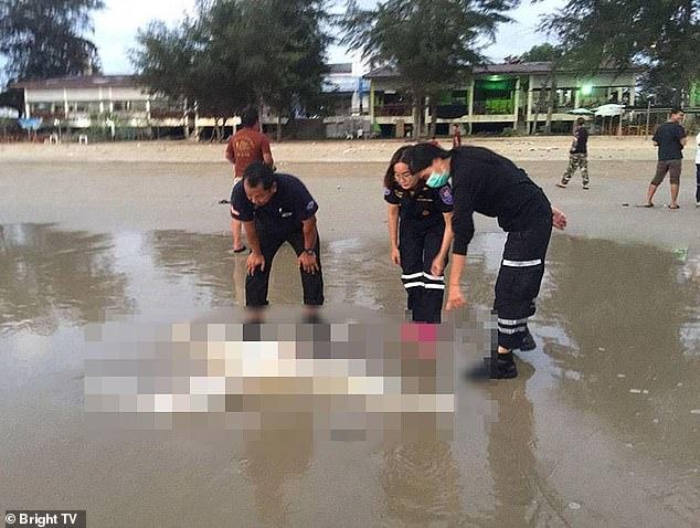 Кошмарна находка: Откриха две обезглавени тела и женска глава на плажове в Тайланд