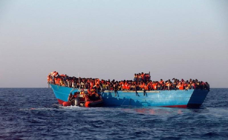 6500 мигранти спасени в Средиземно море