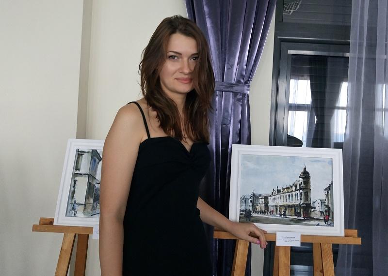 Юлия - една украинка, влюбена в Стария Бургас