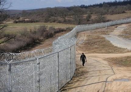 Още 44 млн. лв. за оградата по границата с Турция