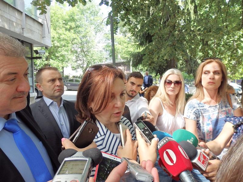 Вътрешният министър: Категорично няма политически чадър над Димитър Желязков – Очите