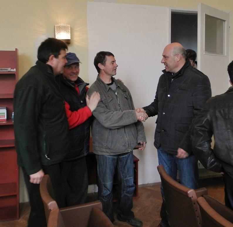 В Александрово сами казаха кой да е кметският им наместник