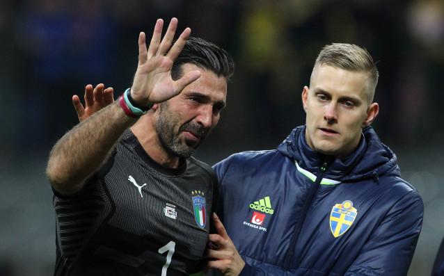 Изненадата е факт: Италия не успя да се класира за Мондиала в Русия!