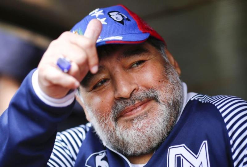 Българска следа в смъртта на Марадона?