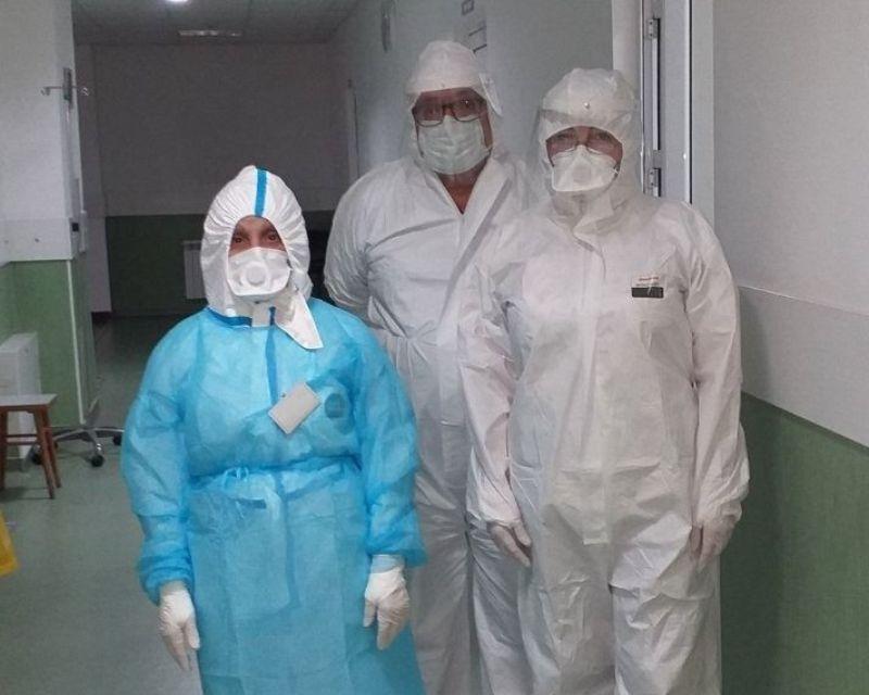 Рекорден брой починали с коронавирус в България за месеца