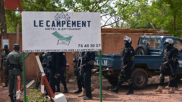 Терор в Мали