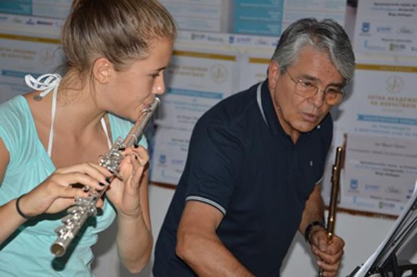 Световни имена преподават музика в Созопол