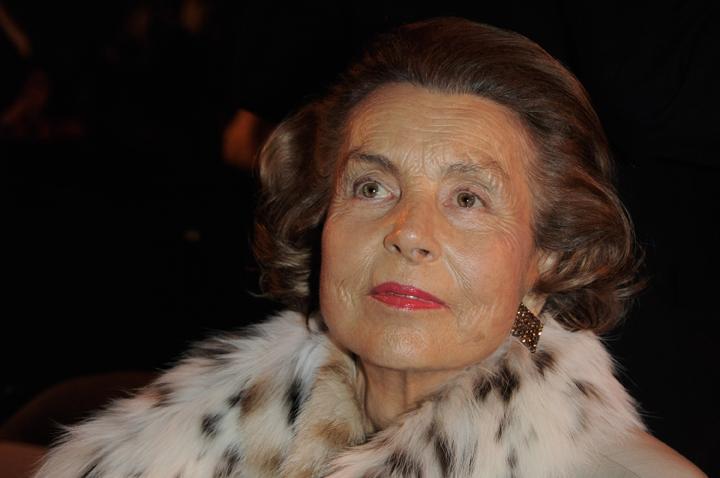 Лилиан Бетанкур е най-богатата жена в света