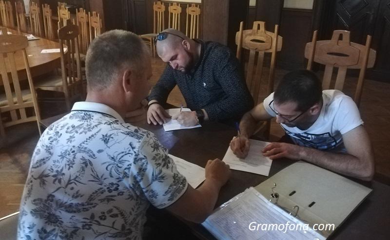 Мартин Пенчев се регистрира като независим кандидат за общински съветник